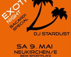 Exotic Night Neukrichen