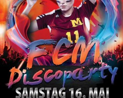 FCM Discoparty