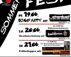 Sportfest TSU Jeging