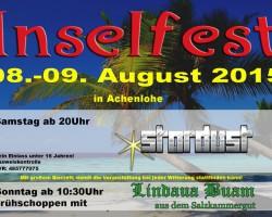 Inselfest Achenlohe
