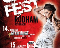 Gruamfest Rossbach