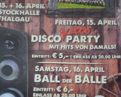 Weekendparty Thalgau