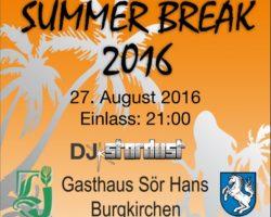 Summerbreak Burgkirchen