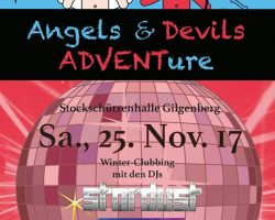 Angels & Devils ADVENTure