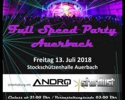 Full Speed Party Auerbach