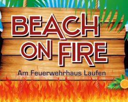 Beach on Fire